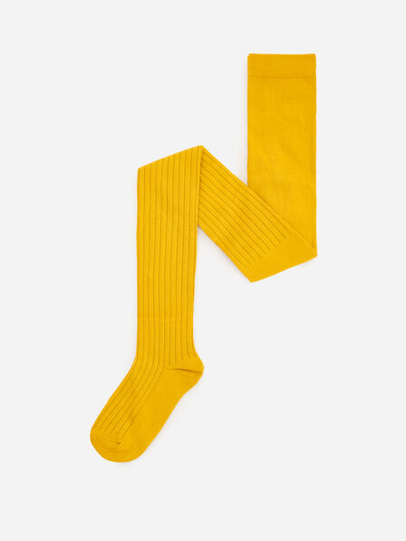 Reserved - Yellow Tights, Kids Girl