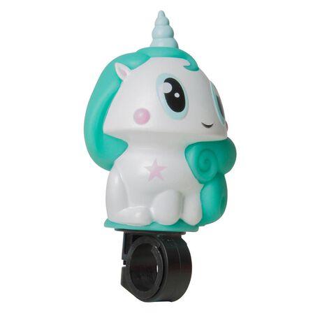 BTWIN - Children's Unicorn Bike Horn - White