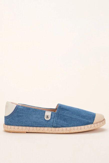 Salsa Jeans - Blue Flat espadrilles