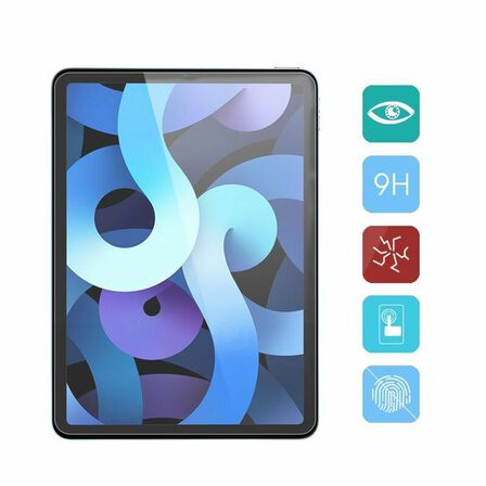 BAYKRON - Baykron 2.5D Clear Tempered Glass for iPad Air 10.9-Inch