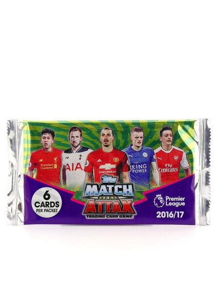 TOPPS - Topps Premier League 17 Trading Card Pack