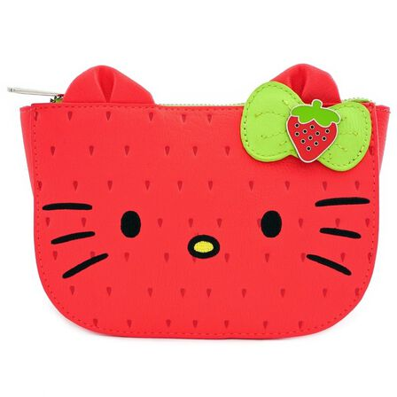 LOUNGEFLY - Loungefly Hello Kitty Strawberry Purse Wallet
