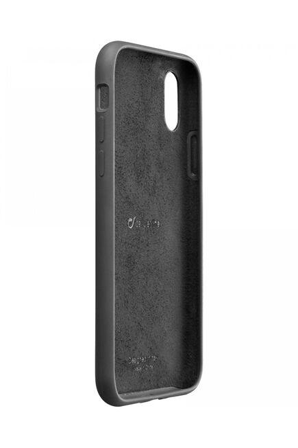 CELLULAR LINE - CellularLine Sensation Soft Touch Case Black for iPhone XS Max