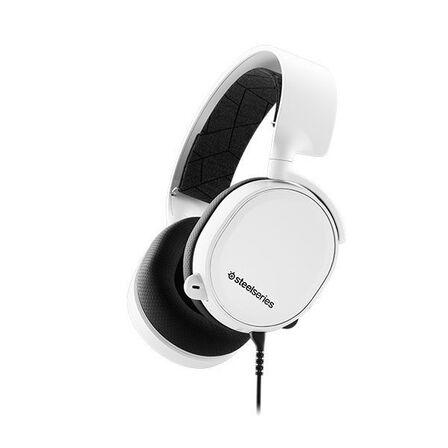 STEELSERIES - SteelSeries Arctis 3 White 2019 Edition Gaming Headset