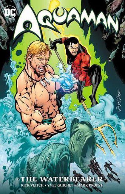 DC COMICS - Aquaman The Waterbearer. New Edition