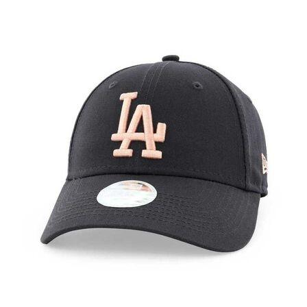 NEW ERA - New Era League Essential LA Dodgers Women's Cap Dark Grey