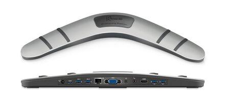 J5 CREATE - j5create USB 3.0 Boomerang Station