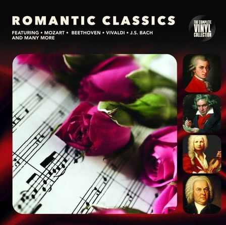 BELLEVUE PUBLISHING & ENTERTAINMENT - Romantic Classics | Various Artists