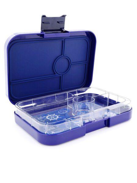 YUMBOX - Yumbox Portofino Blue Tapas 4C Explore Lunchbox