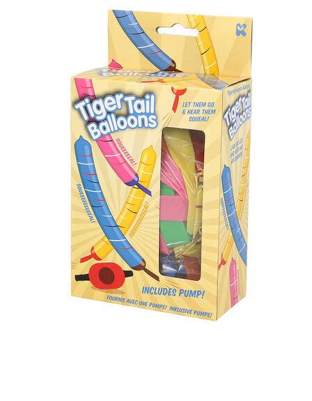 KEYCRAFT - Keycraft Tiger Tail Balloons
