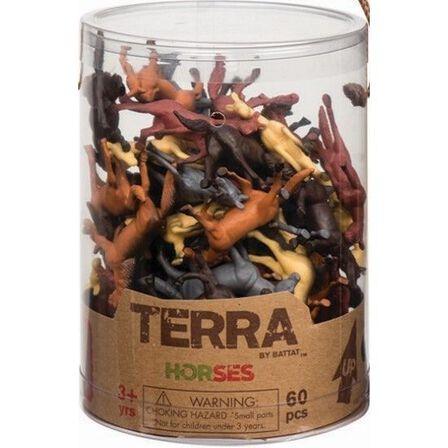 TERRA - Terra Horses In Tube