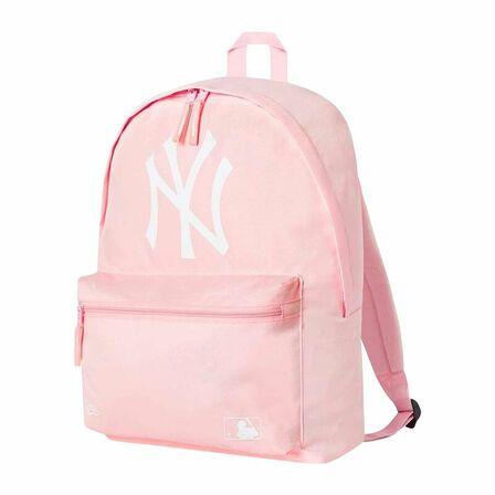 NEW ERA - New Era mlB Stadium Pack NY Yankees Backpack Hot Pink/Optic White