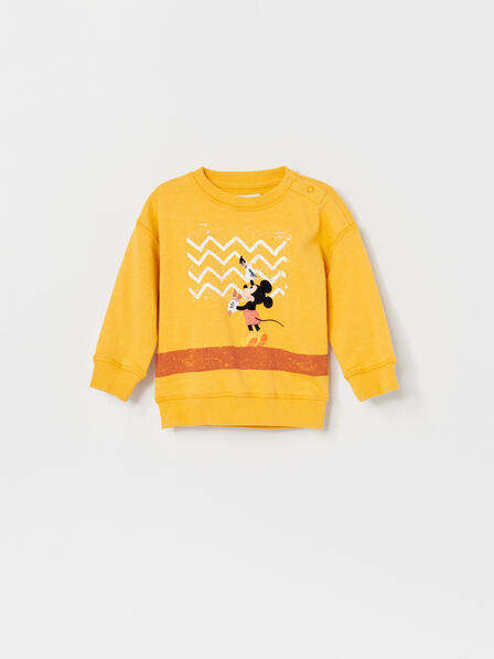 Reserved - Yellow Jogging Top, Kids Boy