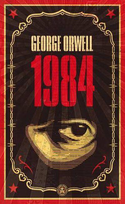 PENGUIN BOOKS UK - 1984