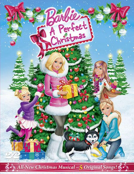UNIVERSAL STUDIOS - Barbie A Perfect Holiday Dvd