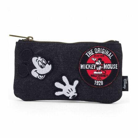 LOUNGEFLY - Loungefly Disney Mickey Pouch Black
