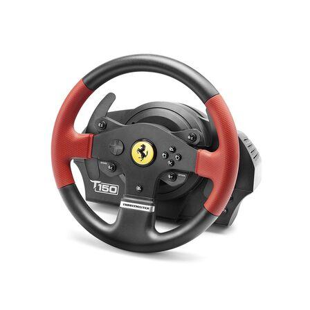 THRUSTMASTER - Thrustmaster T150 Ferrari Racing Wheel for PS4/PC