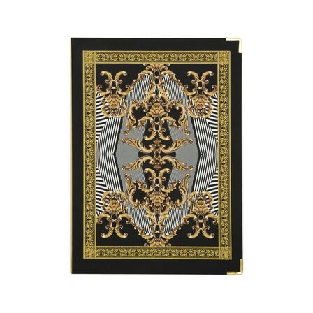GO STATIONERY - Baroque Rocaille A5 Notebook