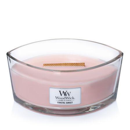 WOOD WICK - Woodwick Ellipse Jar Coastal Sunset