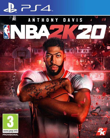 TAKE 2 INTERACTIVE - NBA 2K20 - PS4