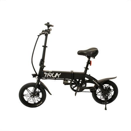 TRUK BIKES - Truk Bikes GT14 Black Electric Bike