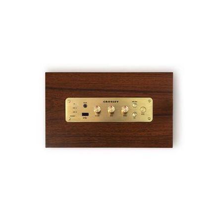 CROSLEY - Crosley Octave Bluetooth Speaker Grey
