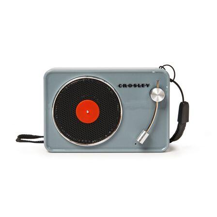 CROSLEY - Crosley Mini Turntable Bluetooth Speaker Tourmaline