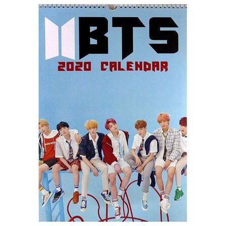 RARU - BTS 2020 Unofficial Calendar