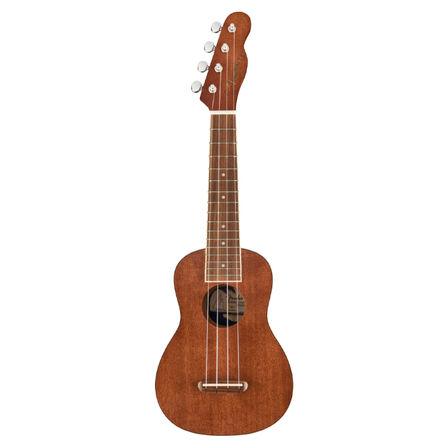 FENDER - Fender Seaside Soprano Uke Pack Nat Ukulele