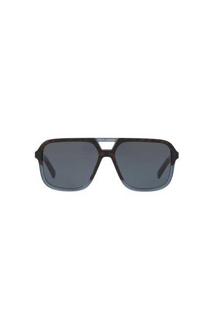 DOLCE & GABBANA - Black Square Dolce & Gabbana DG4354