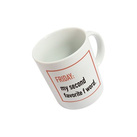 FISURA - Fisura Friday My Second Favorite Mug English
