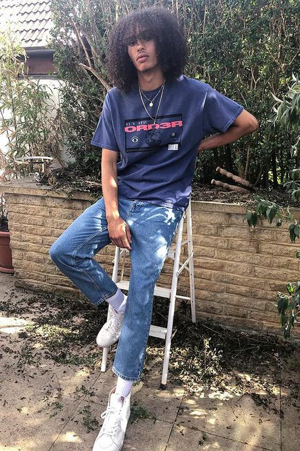 Urban Outfitters - Blue BDG Dad `90S Jeans