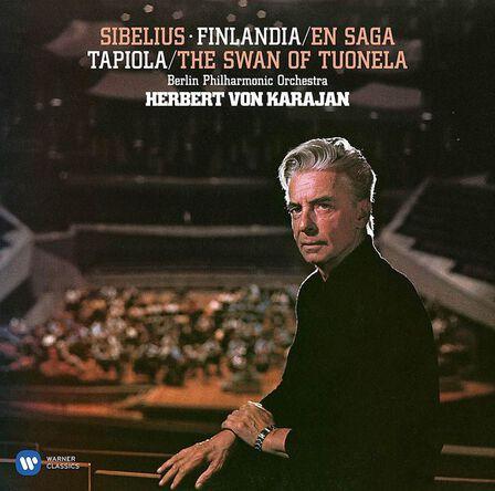 WARNER MUSIC - Sibelius - Finlandia & Other Fa (2 Discs) | Herbert Von Karajan