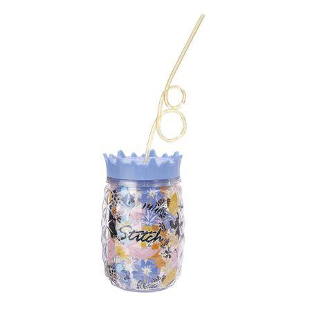 FUNKO TOYS - Funko Lilo & Stitch Cup with Straw Stitch