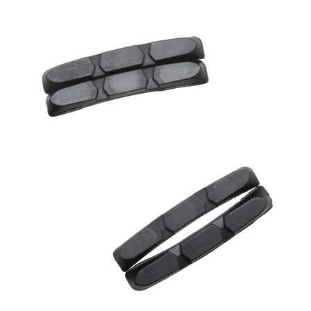 BTWIN - Unique Size  XT Type V-Brake Pads, Default