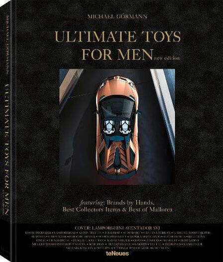 TENEUES UK - Ultimate Toys for Men - New Edition