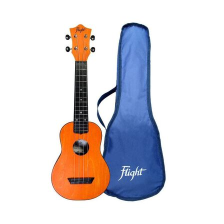 FLIGHT - Flight Travel Soprano Ukulele TUS35OR