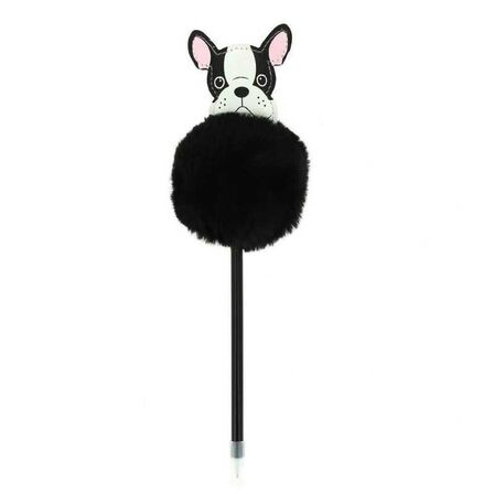 BLUEPRINT COLLECTIONS - Happy Zoo Cute Pets Pom Pom Pen