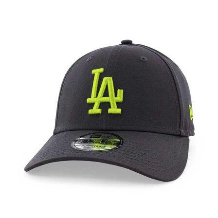 NEW ERA - New Era League Essential La Dodgers Men's Cap Dark Grey
