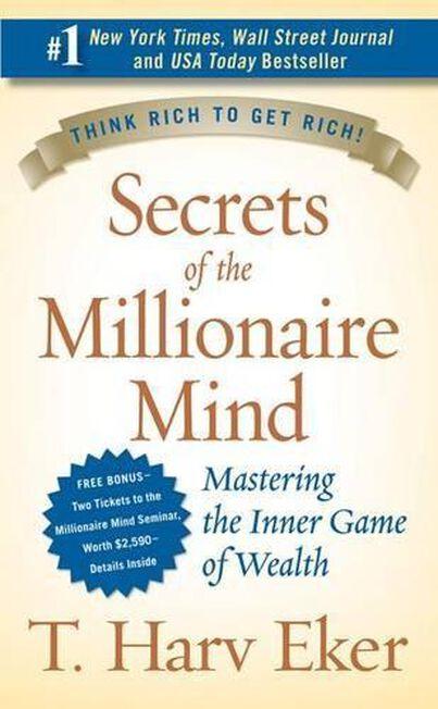 HARPER COLLINS USA - Secrets Of The Millionaire Mind