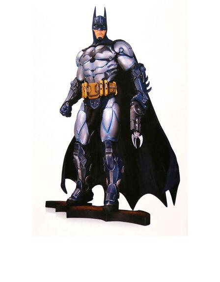 DIAMOND SELECT - Diamond Select Arkham City Batman Full Color Statue