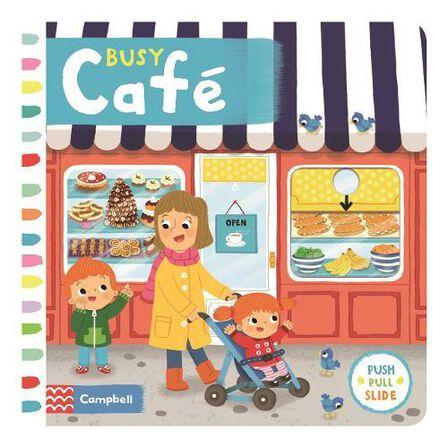 PAN MACMILLAN UK - Busy Cafe