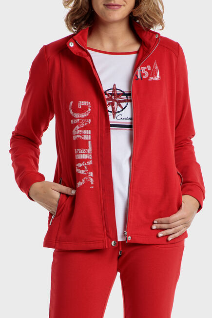 Punt Roma - Red sports jacket