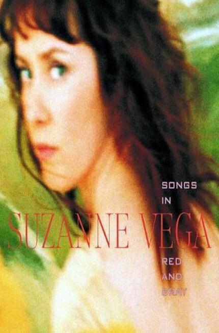 MEGASTAR - Songs In Red & Gray   Suzanne Vega