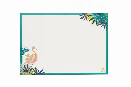BLUEPRINT COLLECTIONS - Sara Miller Savannah Desk Pad Notepad