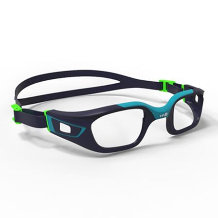 NABAIJI - Unique Size  Frame for 500 SELFIT Swimming Goggles, Size S, Navy Blue