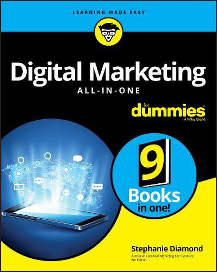 JOHN WILEY & SONS UK - Digital Marketing All-In-One For Dummies