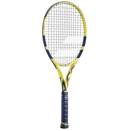 BABOLAT - Grip 3 Pure Aero Adult Tennis Racket - Yellow