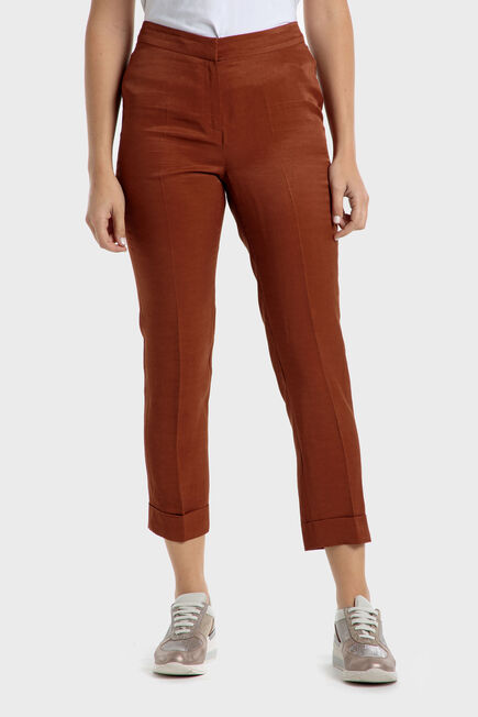 Punt Roma - Rust trousers