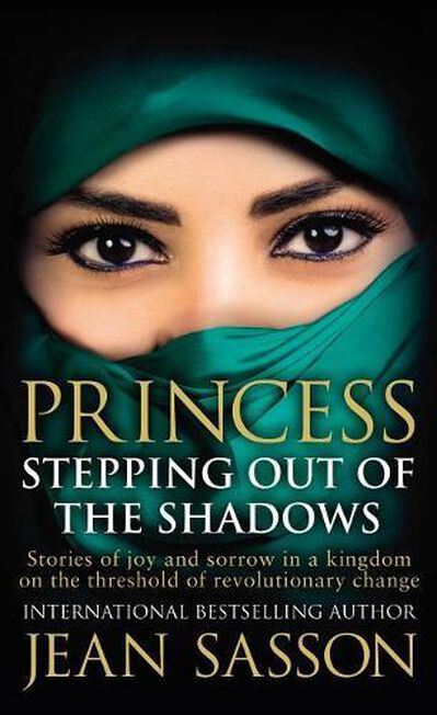 RANDOM HOUSE UK - Princess Stepping Out Of The Shadows